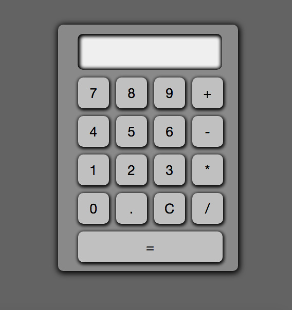 Second JavaScript Calculator built using HTML5, CSS3 and JavaScript.