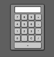 Second Calculator built using HTML5, CSS3, and JavaScript.