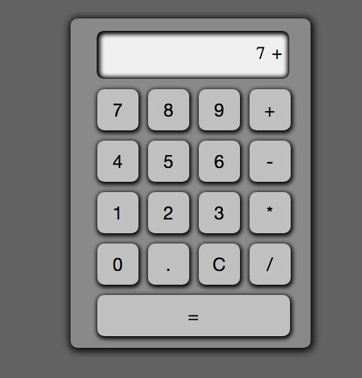 Jabari's Second JavaScript Calculator.